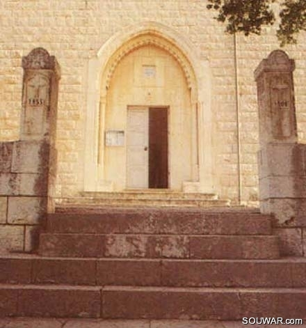 Sourat Batroun, St. Doumit Church