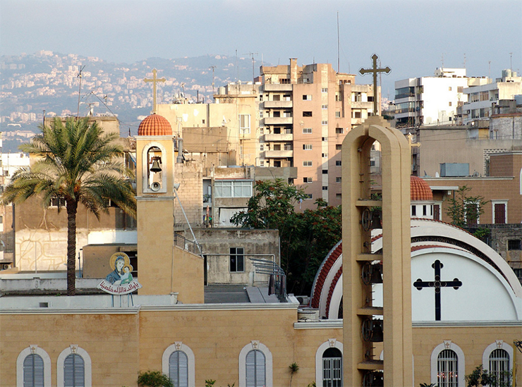Saide Church Achrafieh