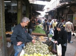 Souk Vendors - Fruits and Vegetables