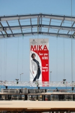 Mika In Lebanon July 2008