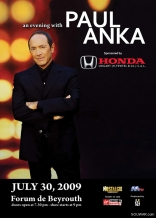 Paul Anka in Lebanon