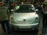 Lebanon Motor Show 2004- Beetle Cabriolet