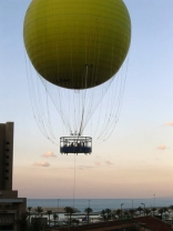 Ballon Over Beirut