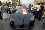 Detroit is next stop for Lebanon s first F1 style car