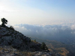 Above The Clouds , Nabaa Al Chouh Summit , Kamoua
