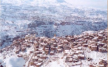 Bsharreh in the Winter