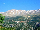 Hasroun , Becharri , North Lebanon