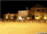 Mar Charbel at night
