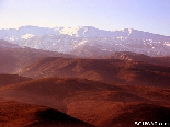 The Hills & Akkarian Mountains At Sunrise