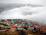 Ehden in the fog