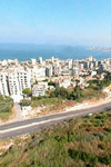Jounieh From The Sky