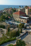 View from Byblos Castle
