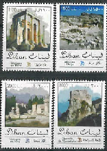 Historic sites in Lebanon