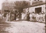 Armenian refugees in Aintoura