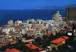 Beirut general view - 1970-1975