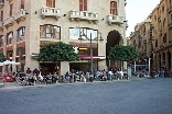 Downtown Beirut - Cafes and Boutiques