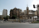 Intersection in Beirut