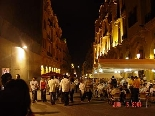 Downtown Beirut at Night