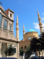 Saint Georges Cathedral and Mohammed El Amin Mosque