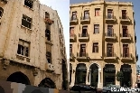 Downtown Beirut Before After