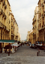 Downtown Beirut  Streets