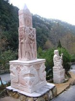 Jeita Sculptures