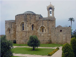 Old Byblos Church
