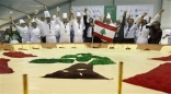 Lebanon Enter Guiness World record book with his Hummos