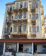 Saida Old Building
