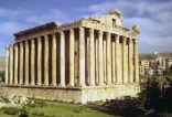 Baalbeck  Bacchus Temple