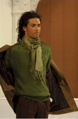Wissam Hanna Mr Lebanon at the Man hunt international 2005