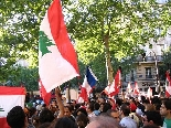 Lebanese Abroad Crying Lebanon - Paris