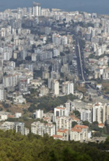 Jounieh Bay from Harissa